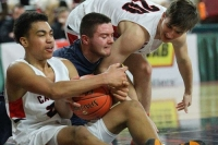 Gallery: Boys Basketball King\